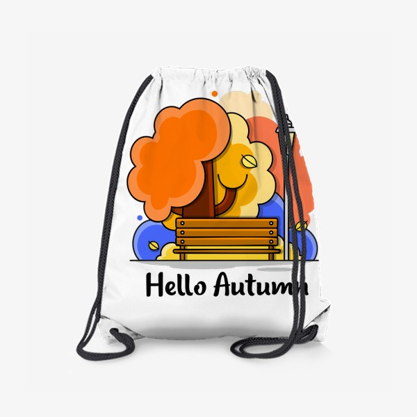 Рюкзак «Привет Осень»