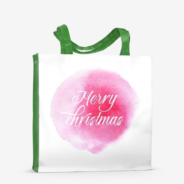 Сумка-шоппер «Merry christmas. Рождество и Новый год.»