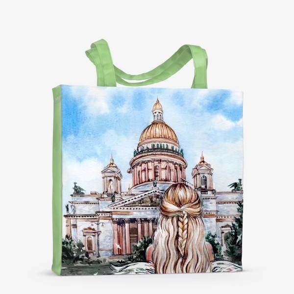 Сумка-шоппер «Исаакиевский собор»