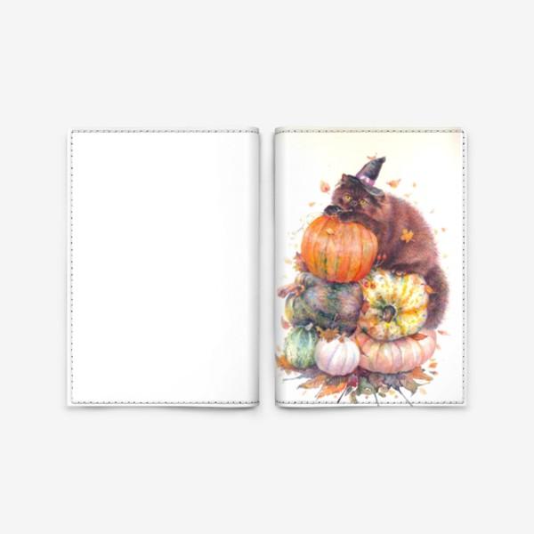 Обложка для паспорта «Хеллоу»