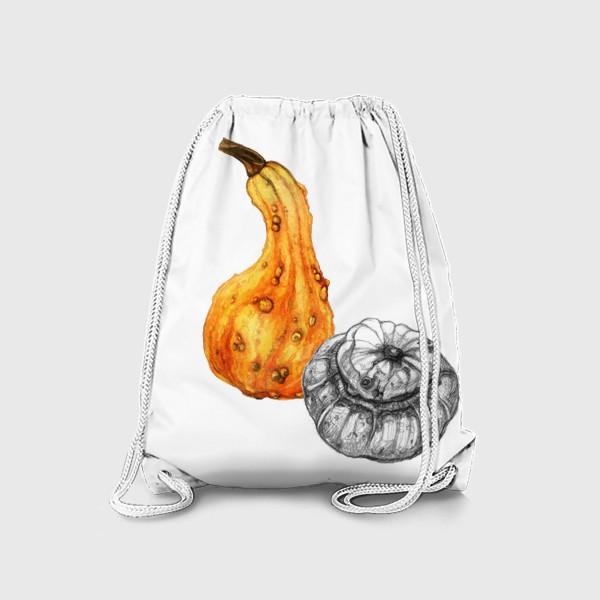 Рюкзак «Осенние тыквы»