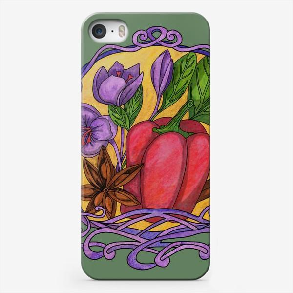 Чехол iPhone «Специи Модерн Ар нуво»