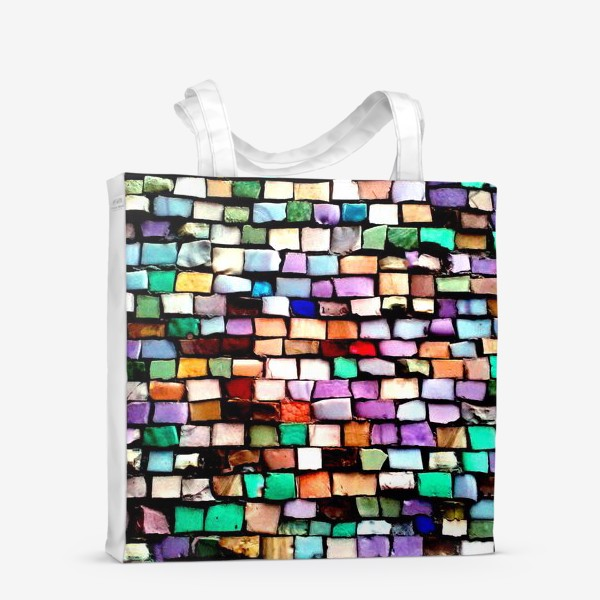Сумка-шоппер «Яркая Мозаика»