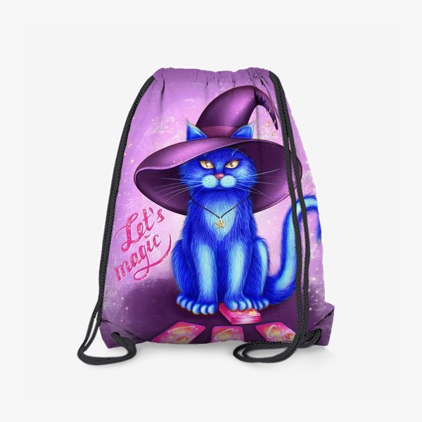 Рюкзак «Котик предсказатель»