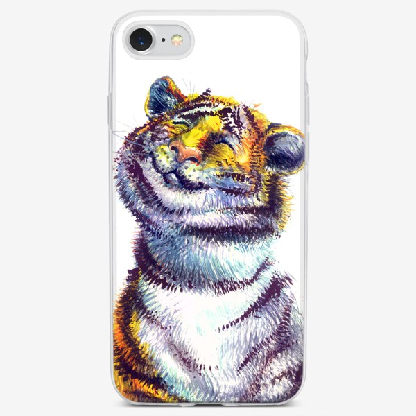 Чехол iPhone «Тигр »