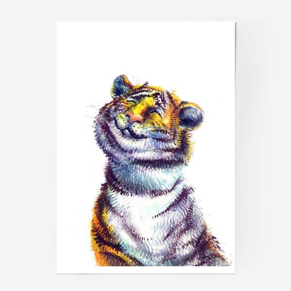 Постер «Тигр »