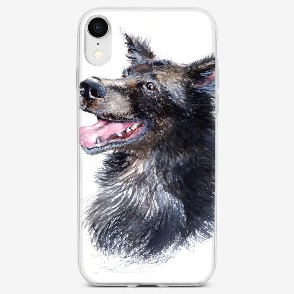 Чехол iPhone «Собака »
