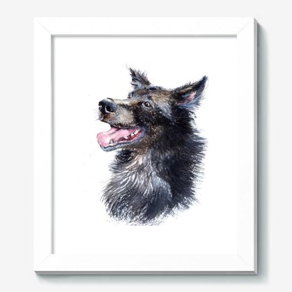 Картина «Собака »