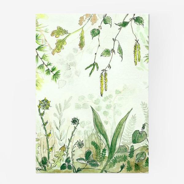 Постер «Тайный сад»