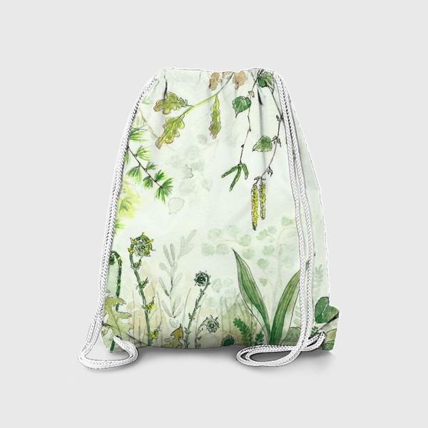 Рюкзак «Тайный сад»