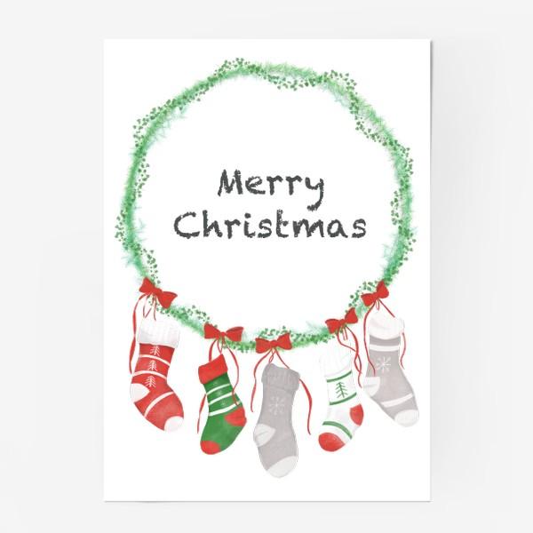Постер «Счастливого Рождества »