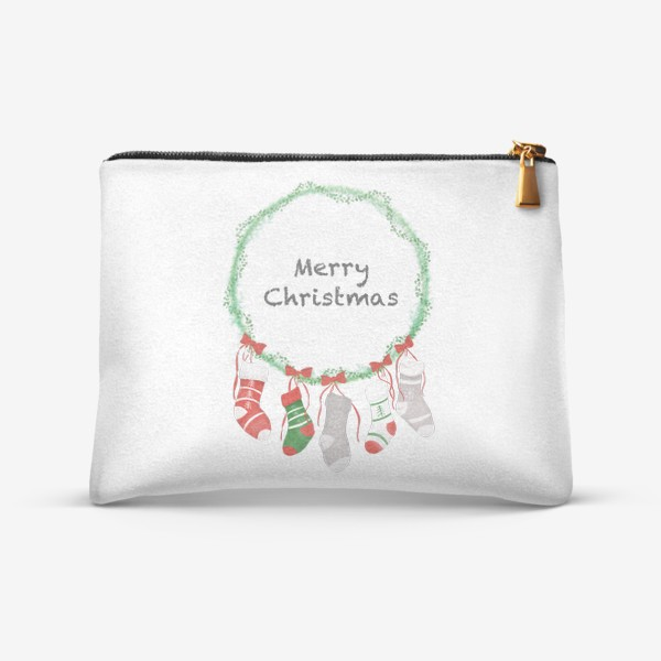 Косметичка «Счастливого Рождества »