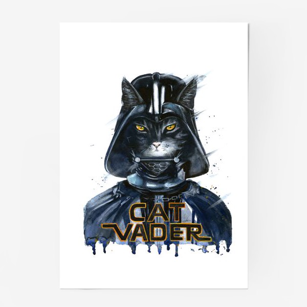 Постер «Кэт Вэйдэр»