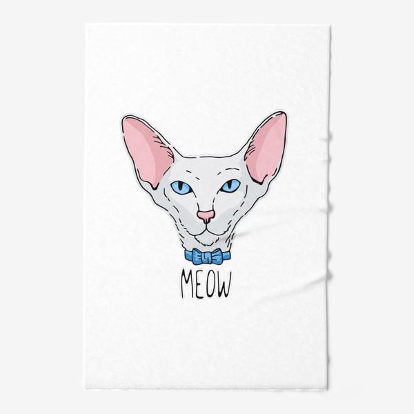 Полотенце «Мистер Кот»