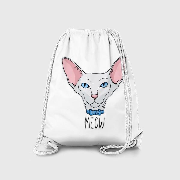 Рюкзак «Мистер Кот»