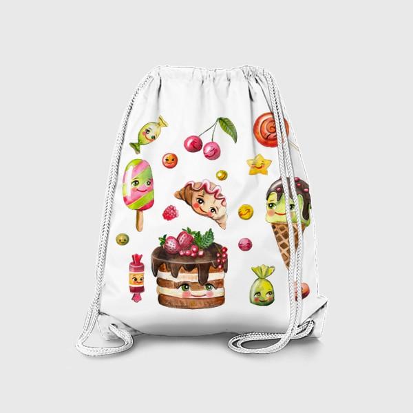 Рюкзак «Вкусняшки»