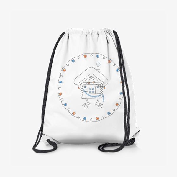 Рюкзак «Предновогоднее настроение»
