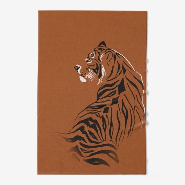 Полотенце «Тигр. Год тигра 2022»