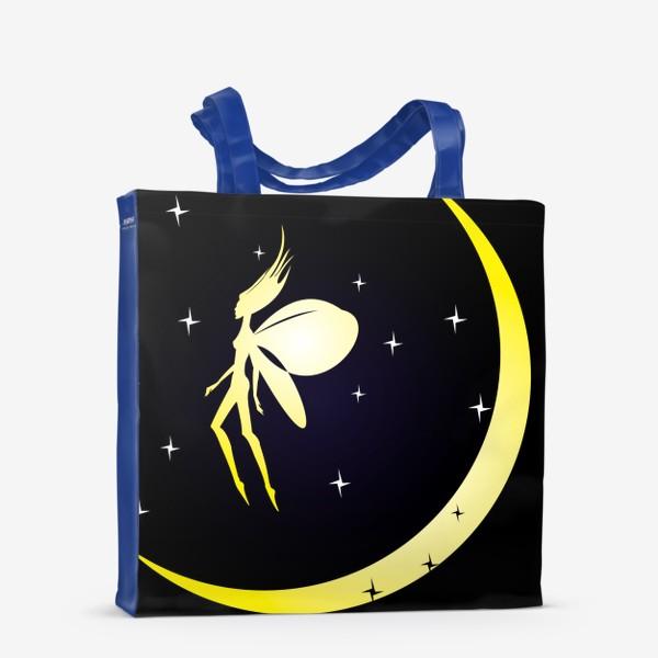 Сумка-шоппер «Лунная Фея»