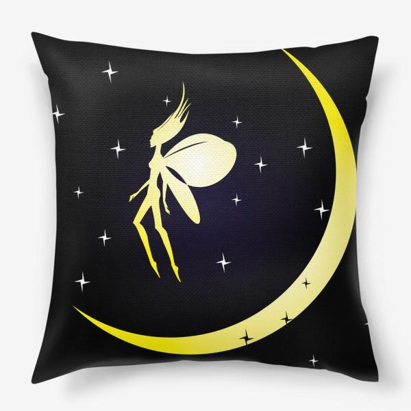 Подушка «Лунная Фея»