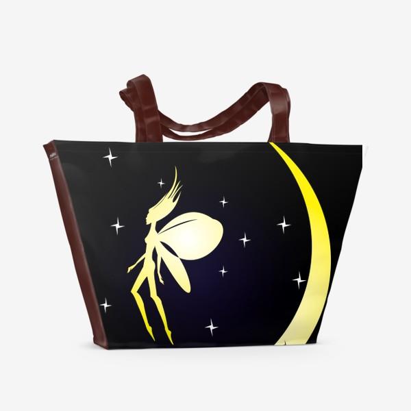 Пляжная сумка «Лунная Фея»