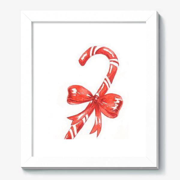 Картина «Новогодний леденец »