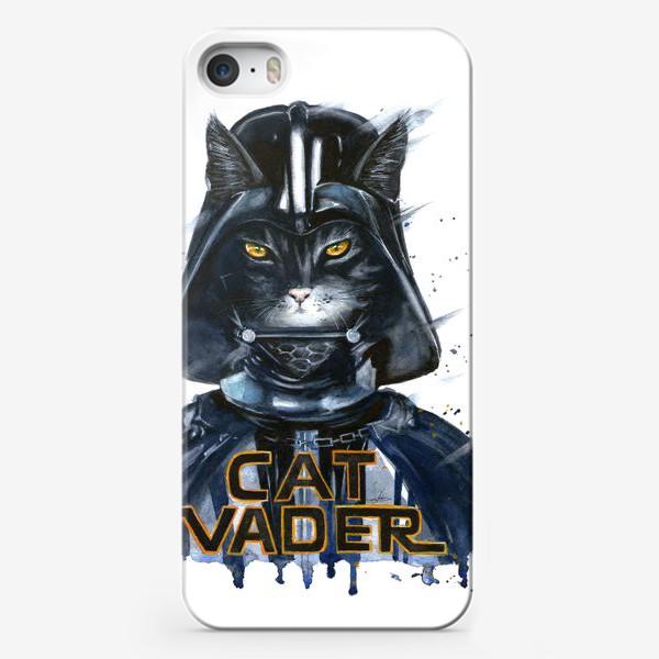 Чехол iPhone «Кэт Вэйдэр»