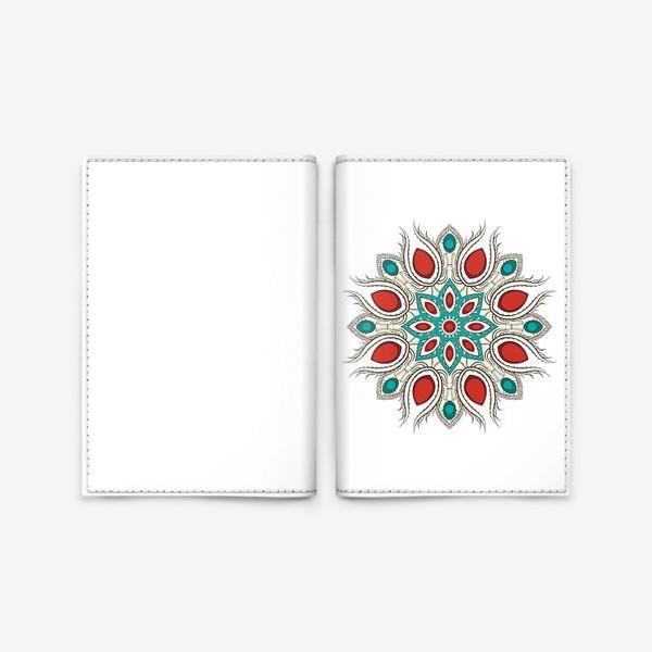 Обложка для паспорта « Gabriela»