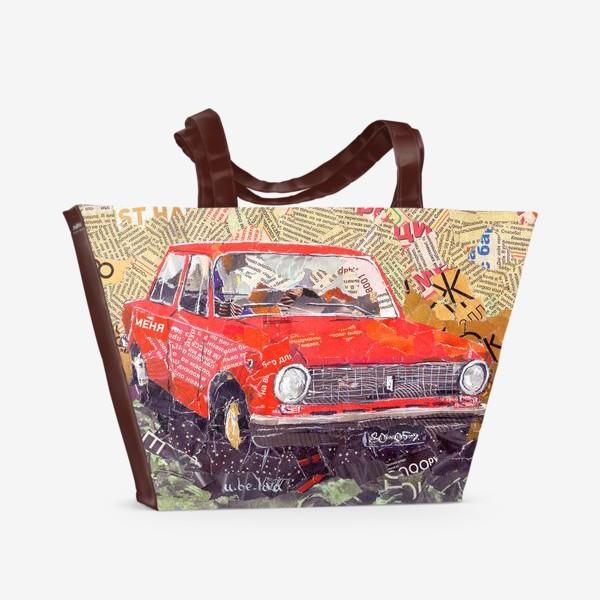 Пляжная сумка «Копейка»