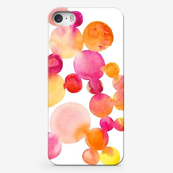 Чехол iPhone «Pink Bubblegum»