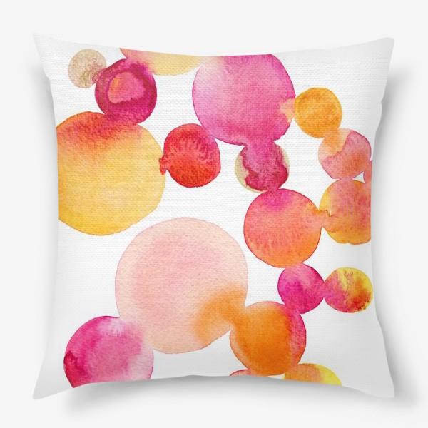 Подушка «Pink Bubblegum»