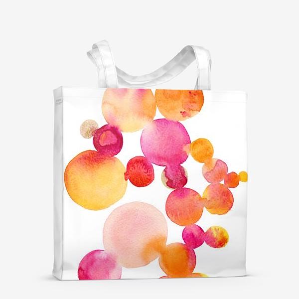 Сумка-шоппер «Pink Bubblegum»