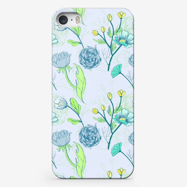 Чехол iPhone «So floral»