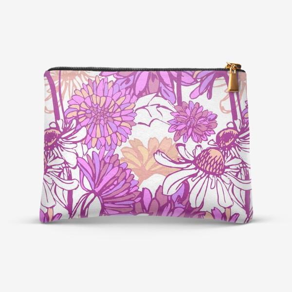 Косметичка «Purple blossom»