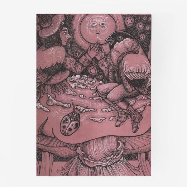 Постер «Мухомор»
