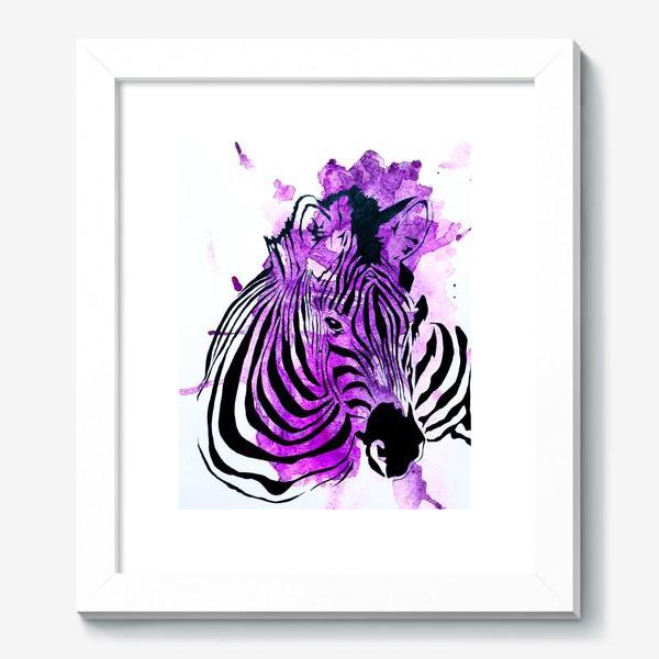 Картина «Зебра»