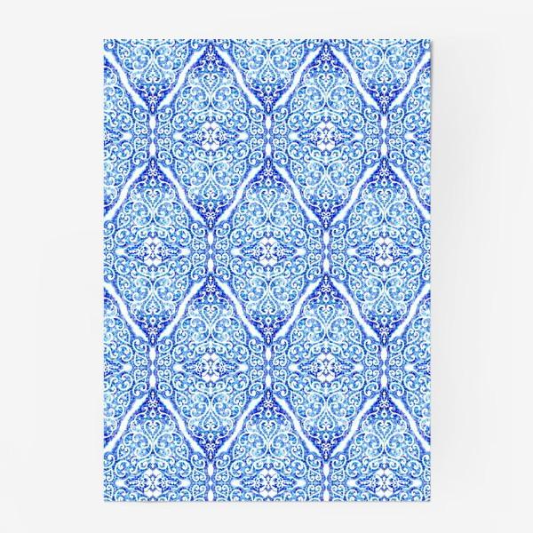Постер «Морозное кружево»