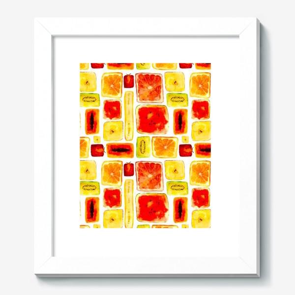 Картина «Сочный кубизм»