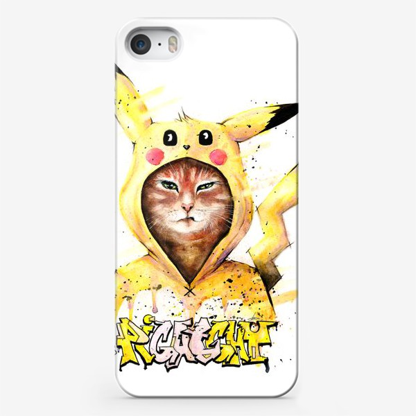 Чехол iPhone «PiCATchu»