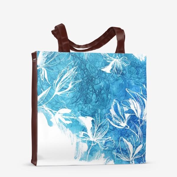 Сумка-шоппер «Цветение, Blossom 2»