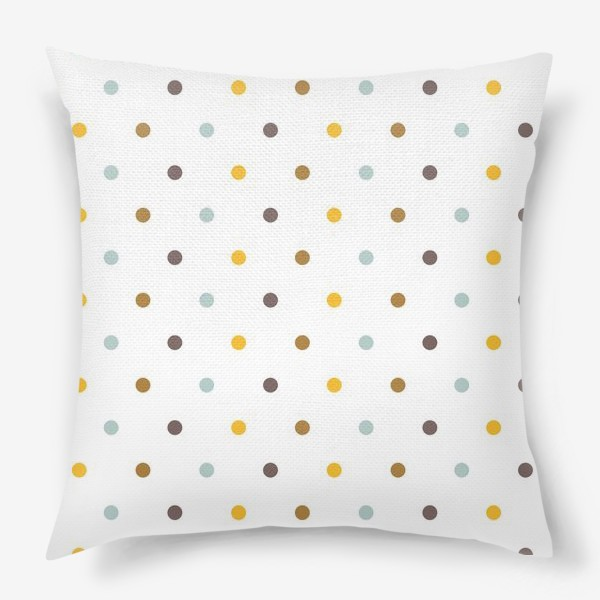 Подушка «Polka dot»