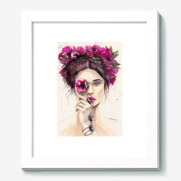 Картина «Flower»