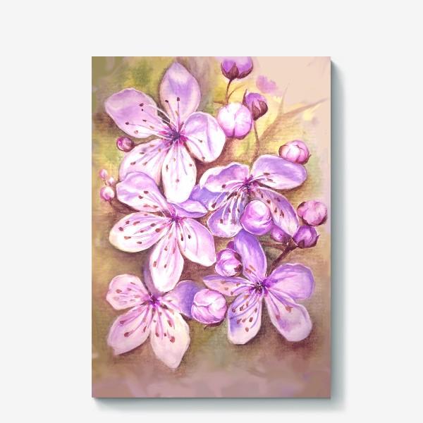 Холст «Весна»