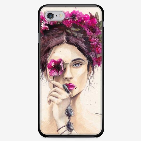 Чехол iPhone «Flower»