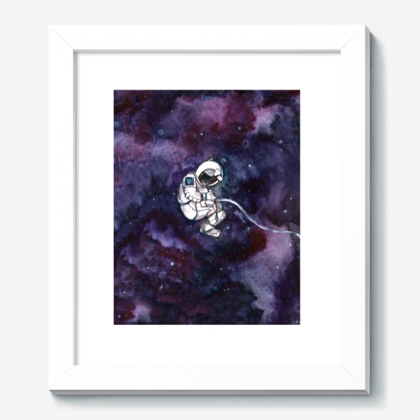 Картина «Space generation»