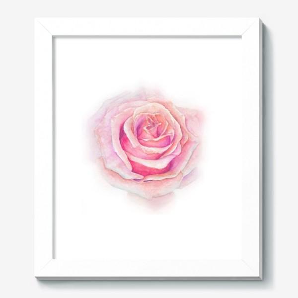 Картина «Роза нежная, как облако»