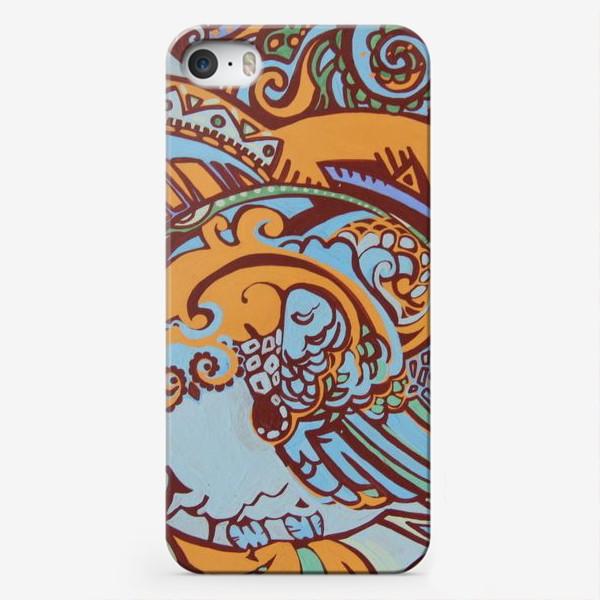Чехол iPhone «Совушка »