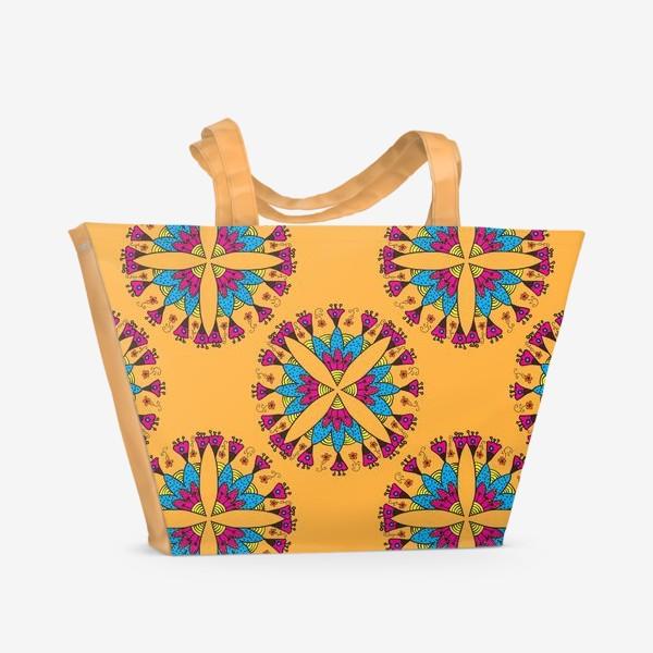 Пляжная сумка «Восток»