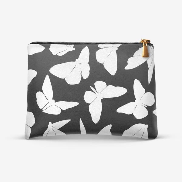 Косметичка «White Butterflies»