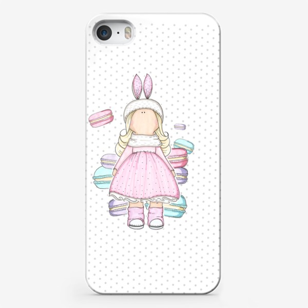 Чехол iPhone «Sweet Doll »